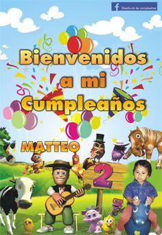 18 Mejores Imagenes De Granja De Zenon Cumpleanos 1 Year Birthday