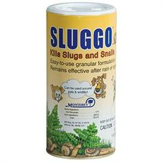 Sluggo Snail & Slug Spray. #pestcontrol #snail #slug