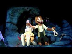 Splash Mountain Full Ride POV 1080p w/ Binaural Audio - Walt Disney World 2013 - YouTube