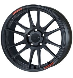 ENKEI Racing Revolution - GTC01RR (Mid-face), Matte Gun- metal .. this a special order wheel (check with dealers) .. avaialble in early 2016 ... size chart available on their website