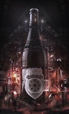 Itineris Beer Producer on Behance