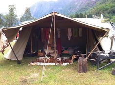 Norway Viking Camp Bushcraft