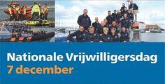 """Medemblik/Andijk – Maandag 7 december is het de """"Nationale Vrijwilligersdag"""". Op veel plaatsen in Nederland wordt extra aandacht gegeven aan het goede werk dat vrijwilligers doen. De Koninkli…"""