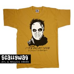 it´s a hockey thing! you wouldn't understand ...  http://www.scallywaghockey.com