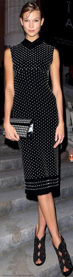 c. Street Style | Karlie Kloss love love love this!!