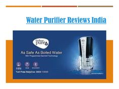 #Pureit #waterpurifier is best a and user's choice water filter. Read out #WaterPurifierReviewsIndia .