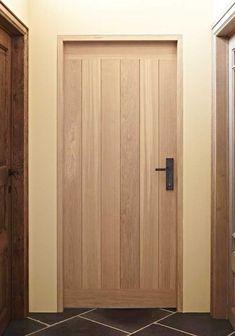 Bij de Bosbeke maken wij uw massief eikenhouten binnendeuren op maat.
