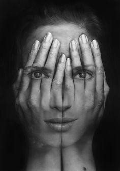 Mirror II by Tigran Tsitoghdzyan