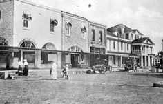 Brooksville, Florida in the 1930s