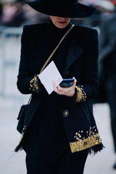 Kate Lanphear   Paris via Le 21ème
