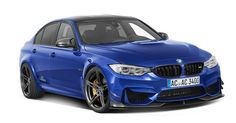 AC Schnitzer Leaves Its Mark On The BMW M3 And M4 #AC_Schnitzer #BMW