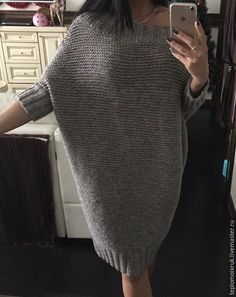 Lace Knitting Patterns, Knitting Stitches, Crochet Shirt, Pixi, Blouse Dress, Autumn Winter Fashion, Lana, Sweaters For Women, Crop Tops