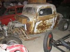 Barn Find That Would Look Better In My Shop Is To Cool
