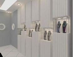 Jewerly store design bijoux Ideas for 2019 Jewelry Store Displays, Jewellery Shop Design, Jewellery Showroom, Jewellery Exhibition, Jewellery Display, Jewelry Shop, Jewelry Stores, Jewelry Making, Candy Jewelry