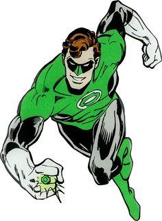 Arte Dc Comics, Dc Comics Superheroes, Dc Comics Characters, Green Lantern Comics, Green Lantern Hal Jordan, Cartoon Sketches, Comics Universe, Dc Heroes, Comic Artist