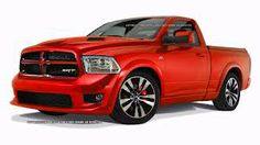 2014 SRT Dodge Ram Sport