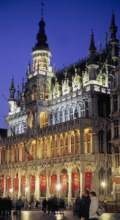 Hotel de Ville, Grand Place, Bruxelles