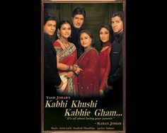 by Rishma Johal – Follow @BrownGirlMag As a Brown Girl growing up in North America, the Bollywood's multi-star composed, blockbuster Kabhi Khushi Kabhie Gham shaped my entire life. The music in this movie was phenomenal and probably added the Bollywood masala that made this film such a success. However, the music was one thing and the cast was another. Let's just say the K3G characters hit eerily close to home, who doesn't know people like them in their real lives? In honor of the film