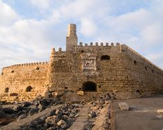 Gain useful information about Heraklion and live a unique travelling experience! Heraklion, Cedar Forest, Harbor Town, Places In Greece, Greece Travel, Travel Europe, Minoan, Crete Greece, Tourist Spots