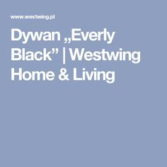 "Dywan ""Everly Black"" 