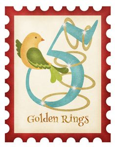 Posts about five gold rings written by heartlandgardening Twelve Days Of Christmas, Christmas Morning, Five Gold Rings, Coloring Books, Coloring Pages, What Is A Bird, Golden Ring, National Holidays, Special Day