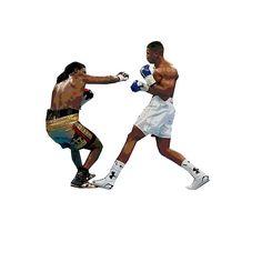 Anthony Joshua KO Charles Martin Soft #AndTheNew Boxing