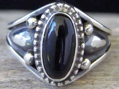 Derrick Gordon Black Onyx Ring