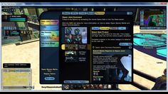 Star Trek Online Reputation System: A shop at the Exchange too.