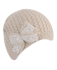 Forever 21 sparkling knit beret -  6.80 Knitted Beret abd73d4dbc