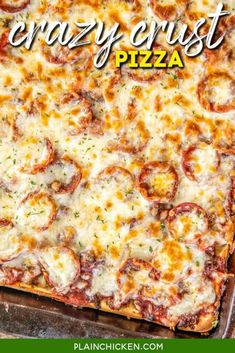 Biscuit Pizza, Ham Pizza, Flatbread Recipes, Pizza Recipes, Cheeseburger Pie, Thin Crust Pizza, Favourite Pizza, Island Food