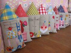 sweet house pillows #diy #pillow