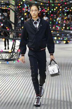 Dior Homme | Menswear - Spring 2017 | Look 9