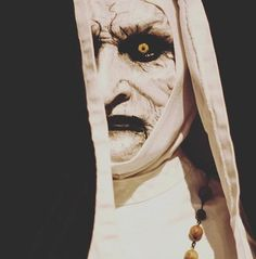 The Nun Watch Online. Film is a spin-off from the 2016 horror film 'The Conjuring and will center on its demon nun character. Arte Horror, Horror Art, Horror Movies, Funny Horror, Comedy Movies, Creepy Pictures, Classic Monsters, Dark Photography, Horror Photography