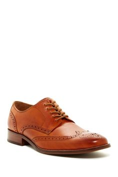 1173db204a5 Cole Haan Williams Medallion Wingtip II Derby - Wide Width Available