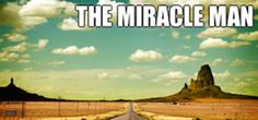 """Thunderclap: """"THE MIRACLE MAN"""" Blasts Off!"""