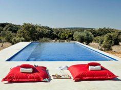 "In the list ""Amazing Pools at the Best New Hotels"" by Conde Nast Traveler Portugal ranks with 3 hotels (slide 44 to 46) - VILLA EXTRAMUROS, Alentejo, Portugal (slide 44) -FAZENDA NOVA, Algarve, Portugal (slide 45) -COOKING & NATURE EMOTIONAL HOTEL, Alvados, Portugal (slide 46) #Portugal"