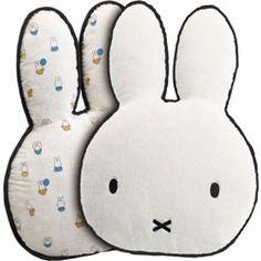 Miffy cushions. Dick Bruna