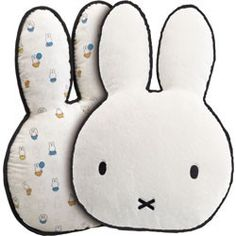 Miffy cushions. I want these as throw pillows for my couch