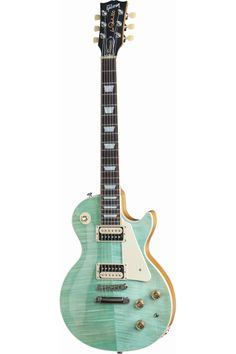 Gibson Les Paul Classic 2015(SeafoamGreen)