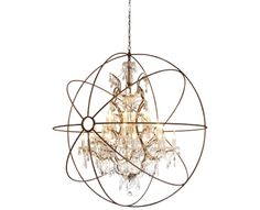 Gyro Chandelier ( Large) from Weylandts. Gorgeous!