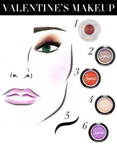 Sigma Beauty Blog: Valentine's-inspired Makeup Tutorial