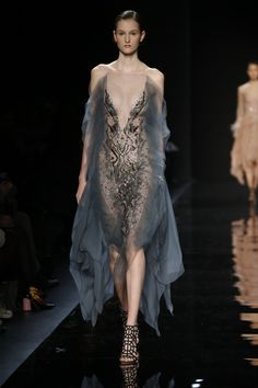 Reem Acra Fall/Winter '16 at New York Fashion Week. #NYFW