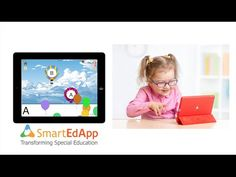 What is the SmartEdApp? Here is a great overview just for you! Autism Apps, Learning Environments, Aspergers, Therapy, Just For You, School, Youtube, Learning Spaces, Counseling