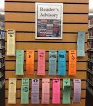 reader advisory bookmarks - Google Search