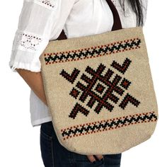 Imagine similară Burlap, Ornament, Cross Stitch, Reusable Tote Bags, Blouse, Pattern, Pillows, Embroidery, Sewing Patterns