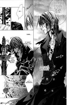 Manga: Uragiri wa Boku no Namae ga Shitteiru (Uraboku)  In the pic: Luka Crosszeria  •̀ω•́ AHT Manga (@randomlygore) ๑•̀ω•́๑