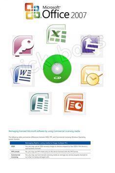 install microsoft office 2007 64 bit