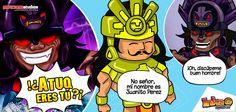 Atuq como Juanito Pérez. #memes #meme #inkamadness #games #atuq