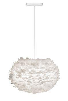 Vita Eos Lampe 45 cm, Hvid