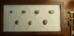 I'm going to make a zen garden similar to this for my class!